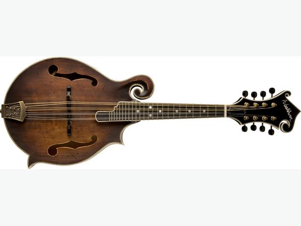 Washburn M118SWK Florentine Mandolin Regular $1099