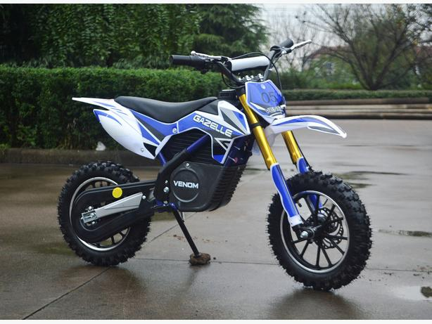 BRAND NEW ELECTRIC DIRT BIKE 500W 24V PICKUP IN GREELY MANY COLOURS!
