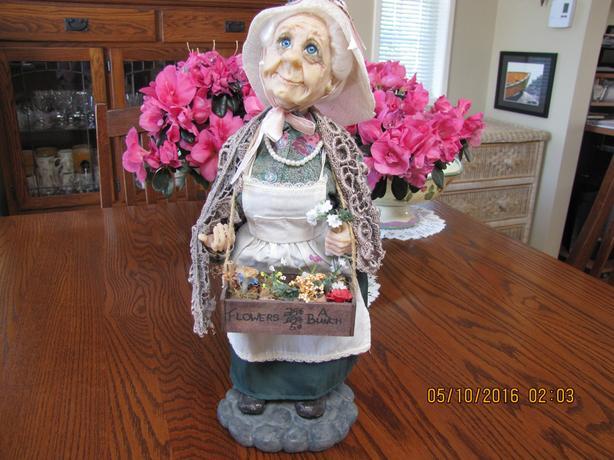 Jacqueline Kent Figurine