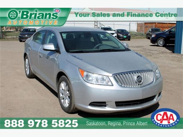 2012 Buick LaCrosse Convenience Group