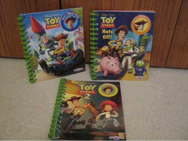 Toy Story Books