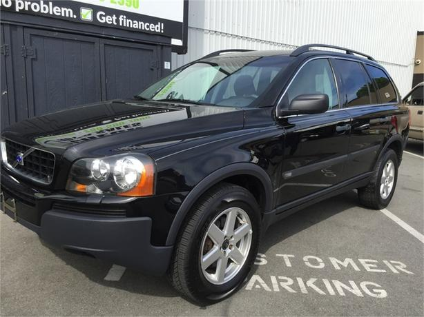 2004 volvo xc90 2 5t awd outside cowichan valley cowichan. Black Bedroom Furniture Sets. Home Design Ideas