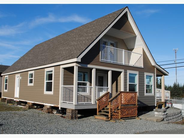 Modular homes south nanaimo parksville qualicum beach for Cape cod model homes