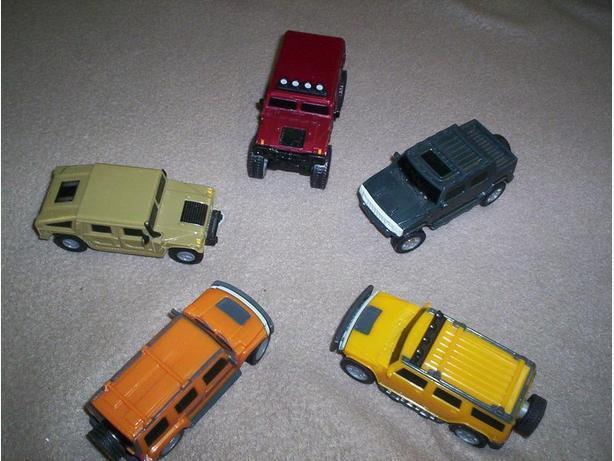 McDonalds Trucks