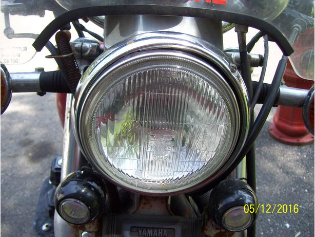 Yamaha Maxim X Virago V Max 750 1100 1200 headlight assembly