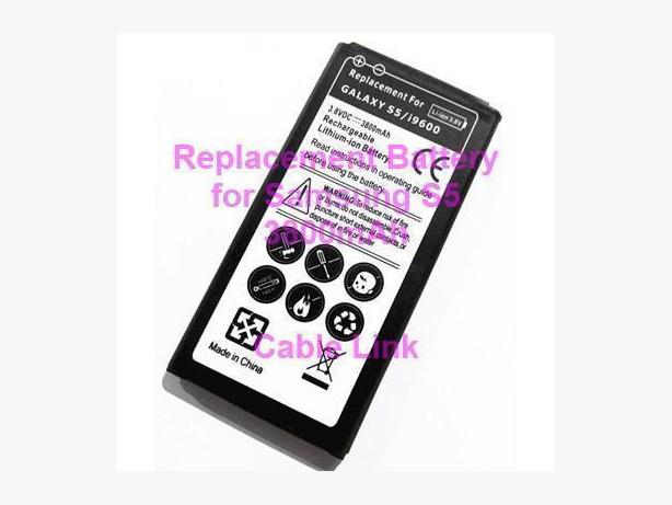 New Replacement Battery 3800mAh For Samsung Galaxy S5