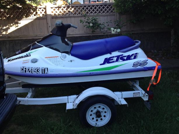1997 Kawasaki 750ss jet ski Malahat (including Shawnigan Lake & Mill