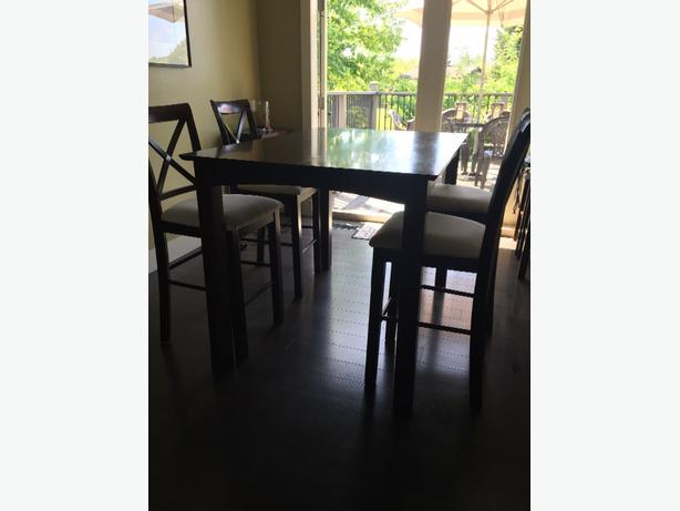 Dining Table and 6 Chairs Hamilton amp Spill North Saanich