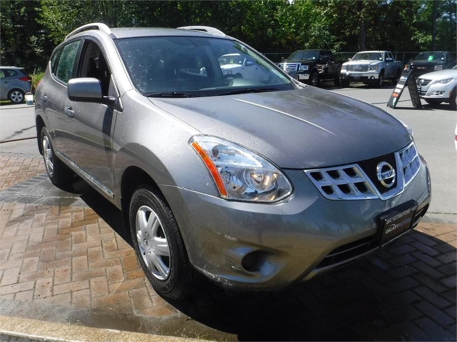 2011 Nissan Rogue S Awd Bluetooth Roof Rack A C North