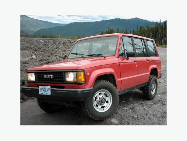 WANTED: WANTED: Isuzu Trooper II parts