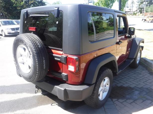 2007 jeep wrangler x bluetooth 5 speed manual 4wd. Black Bedroom Furniture Sets. Home Design Ideas