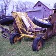 Woods Bat Wing Mower