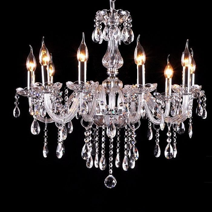 New Classical Crystal Chandelier Saanich Victoria