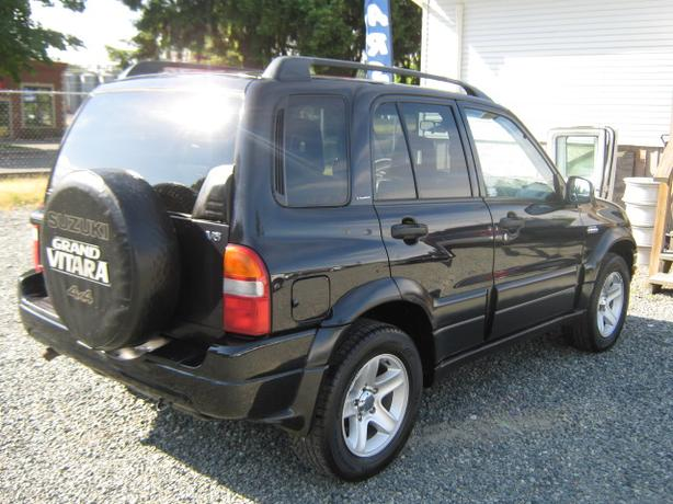 2002 suzuki grand vitara duncan cowichan mobile. Black Bedroom Furniture Sets. Home Design Ideas