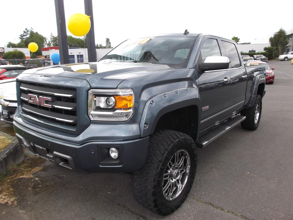 2014 gmc all terrain crew cab slt w 6 inch lift for sale outside cowichan valley cowichan mobile. Black Bedroom Furniture Sets. Home Design Ideas