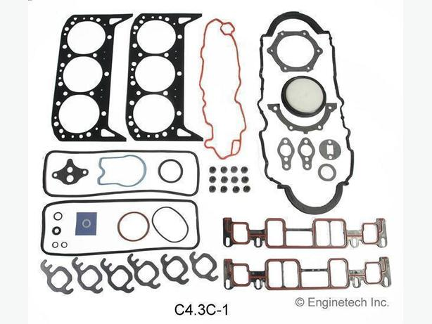Chevrolet 4.3L  V6  Engine Parts - NEW  (1996 - 2006)