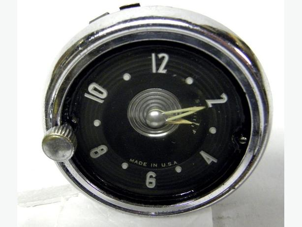 1953 54 55 Chevy Bel Air GMC Truck Pick-up Dash Clock Working