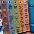 Vintage Mattel See N' Say Storymaker Interactive Book