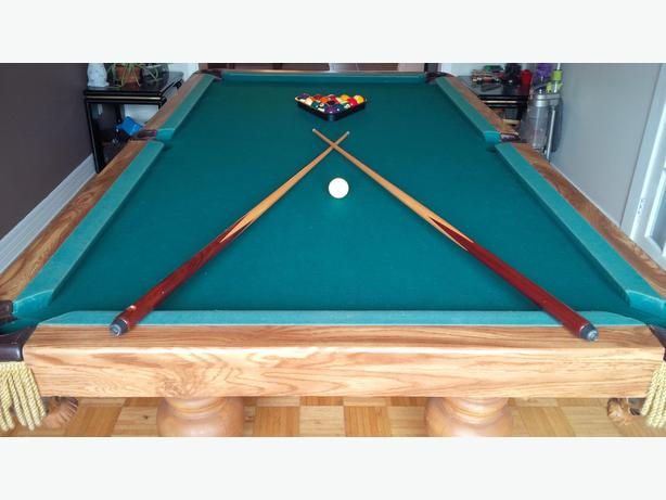 Pool Table Ping Pong Table Mix Kanata Ottawa - Combination billiard ping pong table