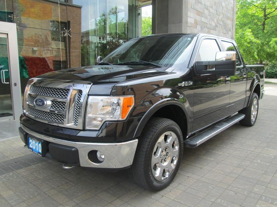 2010 f 150 super crew with sunroof autos post. Black Bedroom Furniture Sets. Home Design Ideas