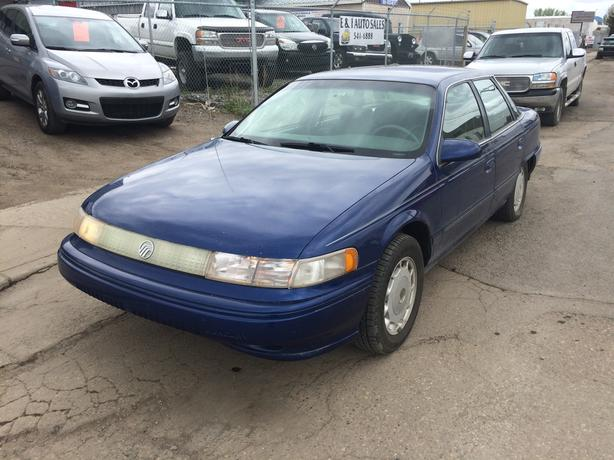 obo 1995 mercury sable v6 auto only 127 000 km 39 s central. Black Bedroom Furniture Sets. Home Design Ideas