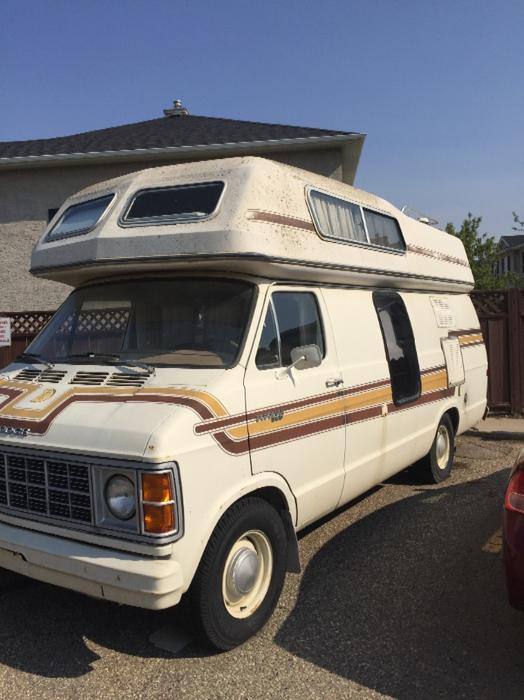 1979 Dodge Camper Van East Regina Regina