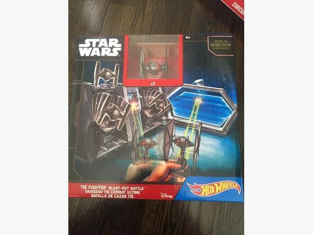 Star Wars Tie Fighter toy