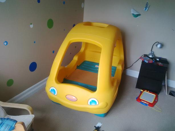 Rare Step 2 Snooze N Cruise Toddler Bed Nepean Ottawa
