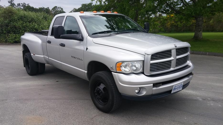2003 Dodge Ram 3500 Cummins Diesel Dually New Engine