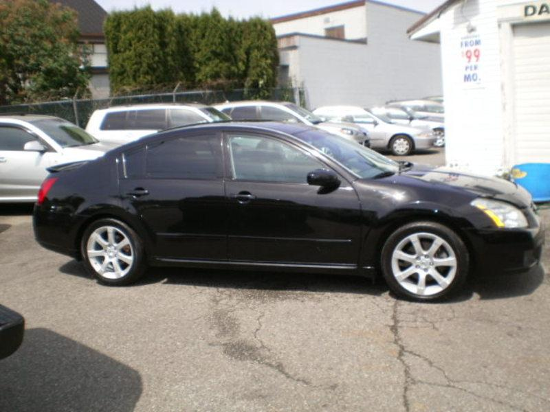2008 Nissan Maxima Se Leather Sunroof New Tires Surrey