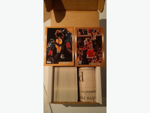 Basketball 1998-99 Topps Series 1