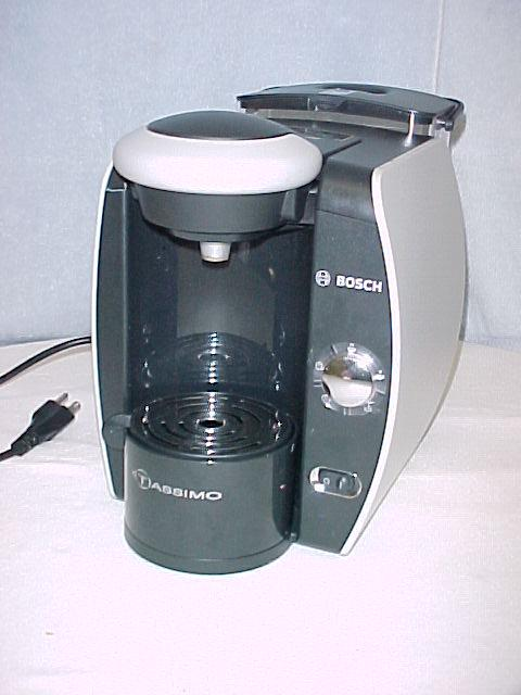 Bosch Coffee Maker Cleaning Disc : Bosch Tassimo Single Serving Coffee Maker~Model TAS1000 U/C Ladysmith, Cowichan - MOBILE