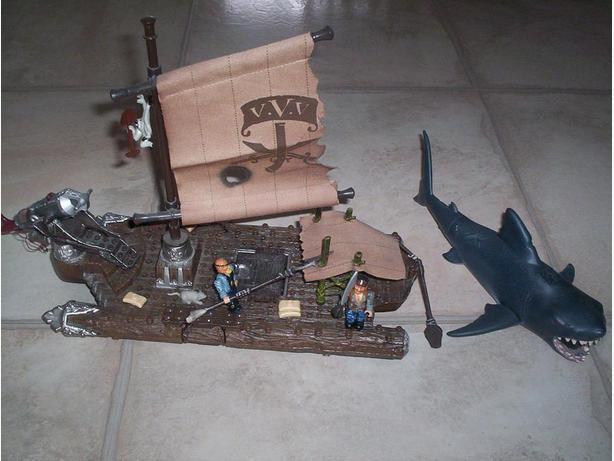 Pyrates Shark Escape
