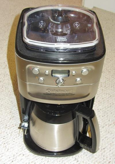 Cuisinart Automatic Burr Grind & Brew Thermal Coffee Maker North Regina, Regina