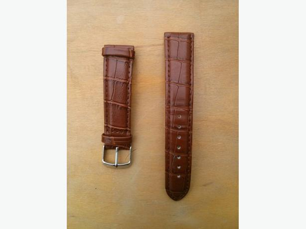 Watch strap - leather