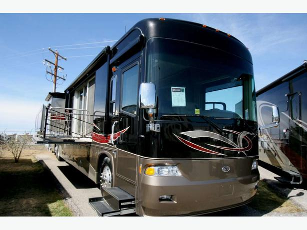 2009 COUNTRY COACH VERANDA 400
