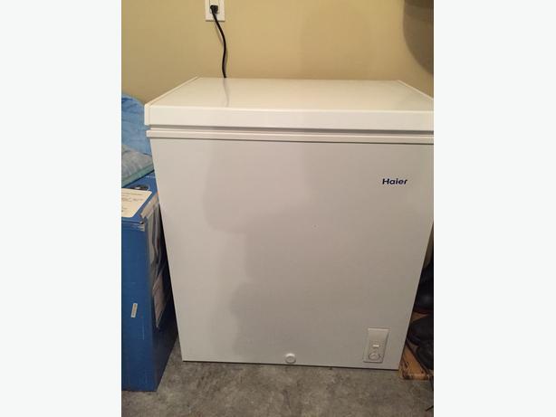 haier apartment size freezer ladysmith cowichan