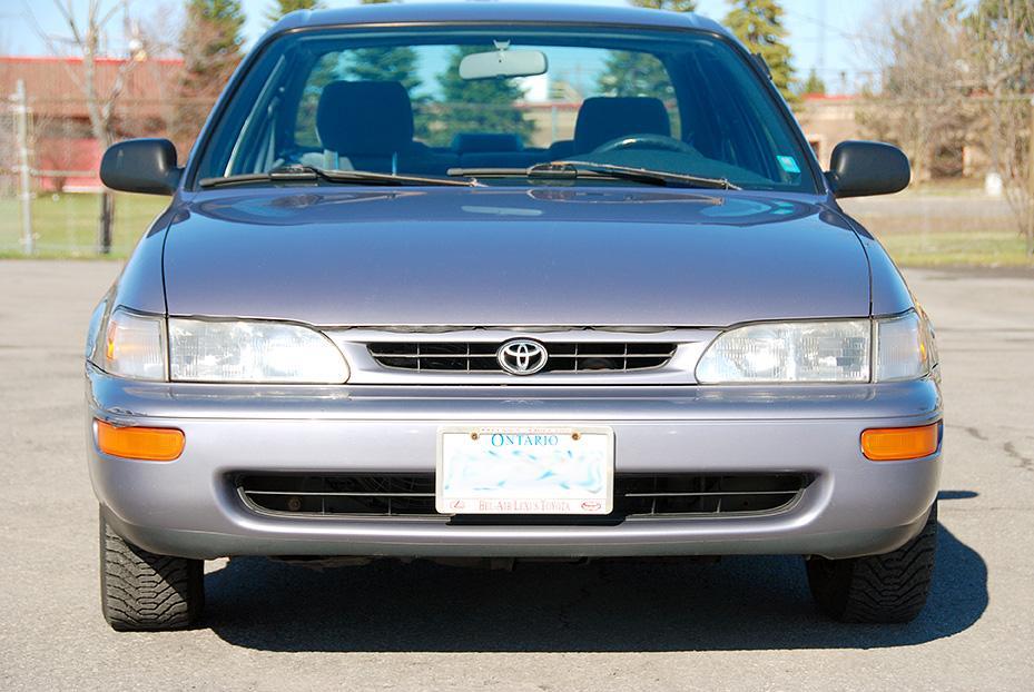 Salmon Arm Toyota >> 1997 Toyota Corolla (aka The Purple Wonder) Central Ottawa ...