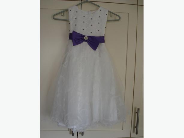 NEW FLOWER GIRL DRESSES