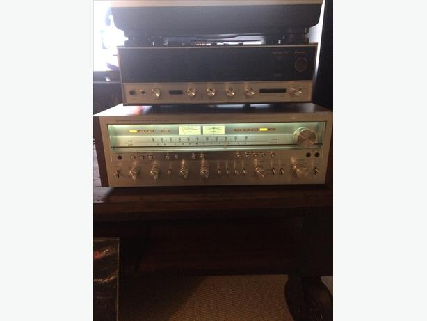 Pioneer SX 1250 - $2000 OBO - or trade