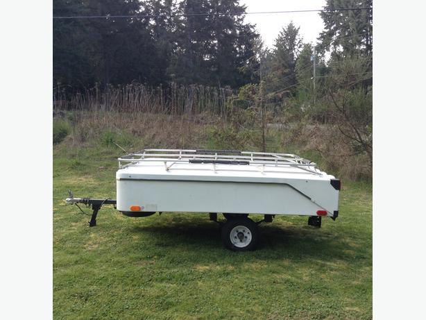 Leesure Lite Tent Trailer South Nanaimo Nanaimo Mobile