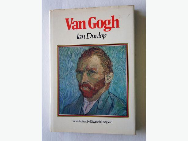 RARE Vintage HARDBACK Book - 1974 VAN GOGH by Ian Dunlop
