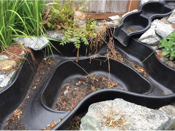 Free Pond And Waterfall Liner Port Alberni Alberni
