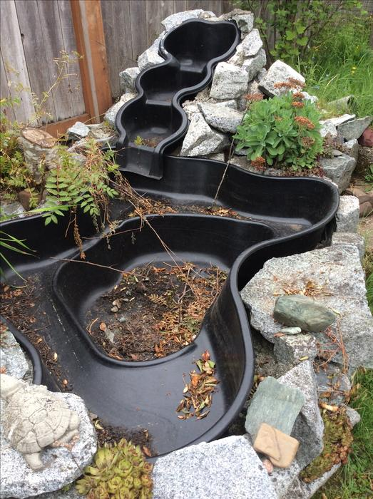 Free Pond And Waterfall Liner Port Alberni Ucluelet Mobile