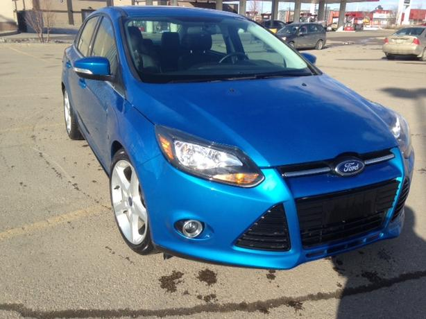 2014 ford focus titanium great grad gift east regina regina. Black Bedroom Furniture Sets. Home Design Ideas
