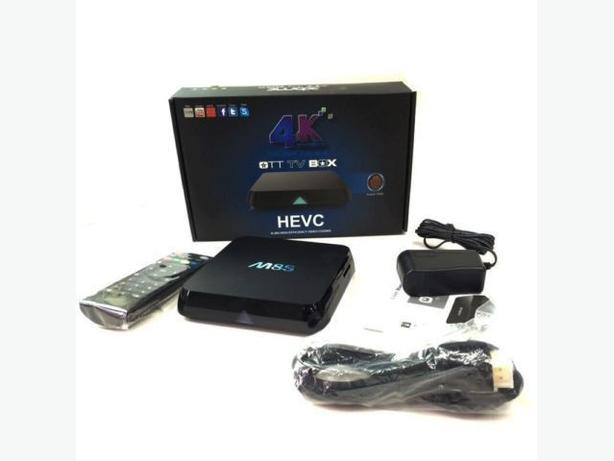 Latest M8S Plus Android TV Boxes On Sale!