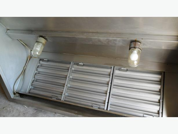 Stainless Steel Commercial Kitchen Hood Exhaust Fan And Blower Rural Regina Regina