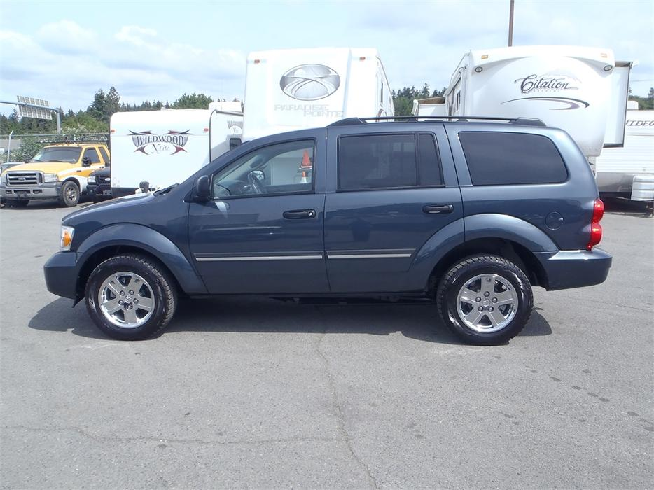 2008 dodge durango slt 3rd row seating 4wd outside okanagan penticton mobile. Black Bedroom Furniture Sets. Home Design Ideas
