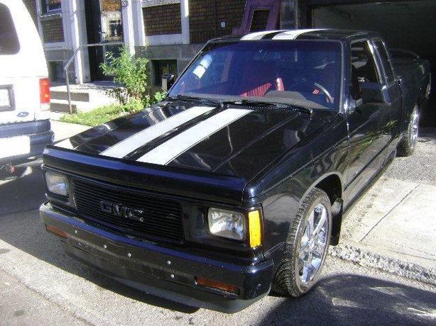 1992 Chevrolet S-10 Pickup