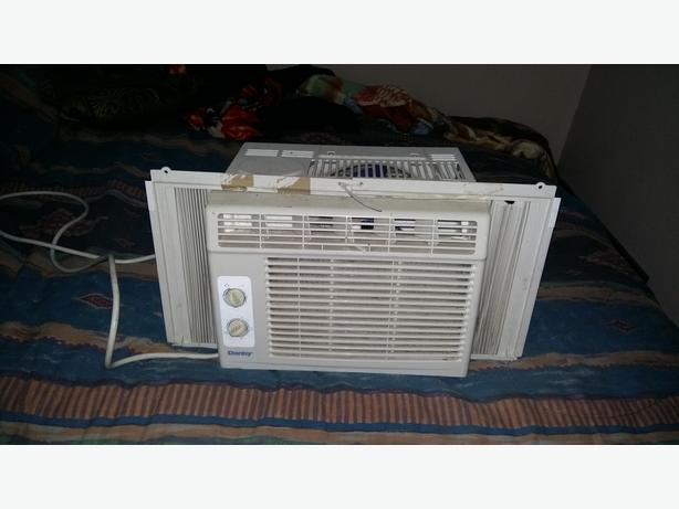 Danby 5000 btu window air conditioner west regina regina for 17 wide window air conditioner